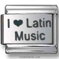 I Love Latin Music. God daughter.